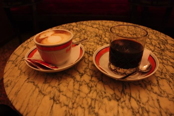 カフェ・グレコのコーヒー
