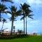 ロイヤルハワイアンのビーチ