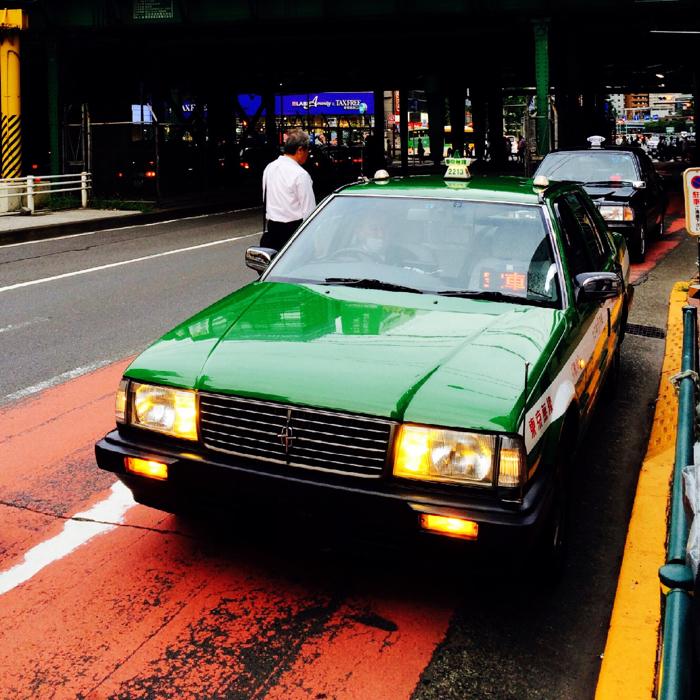 東京無線 タクシーマイル