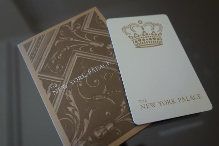 ニューヨークパレス 宿泊