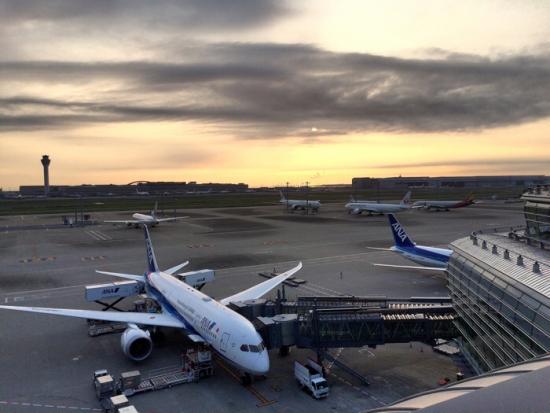 羽田空港 駐車場 マイル