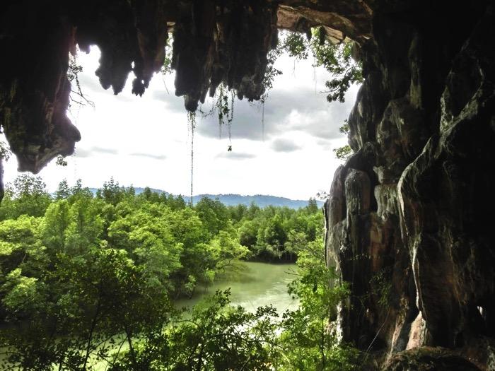 プーケット 竜の洞窟