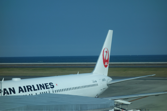 JAL 機体