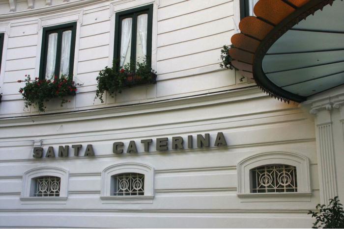アマルフィ ホテル サンタカテリーナ