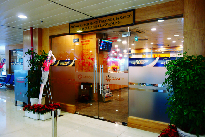 SASCO BUSINESS CLASS LOUNGE