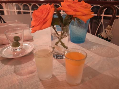 レモンチェッロのお酒
