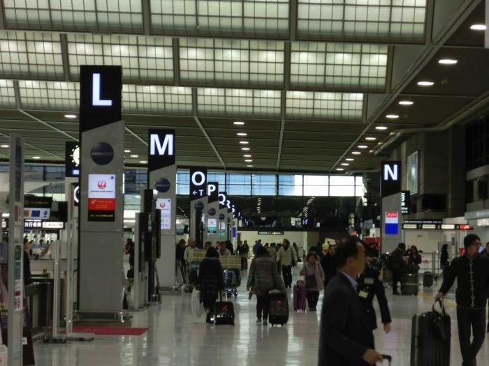 成田空港 エアアジア カウンター