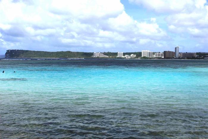 グアムの魅力 ハワイと比較