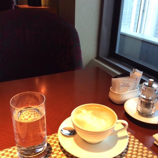 無料の朝食・コーヒー