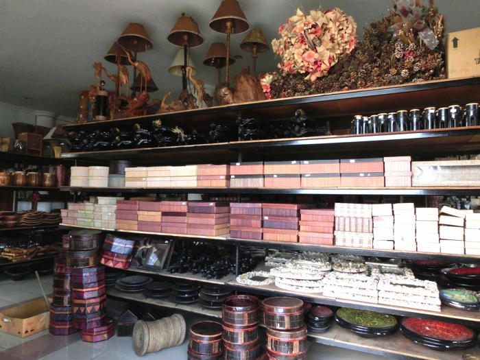 バリ島 工芸品 卸