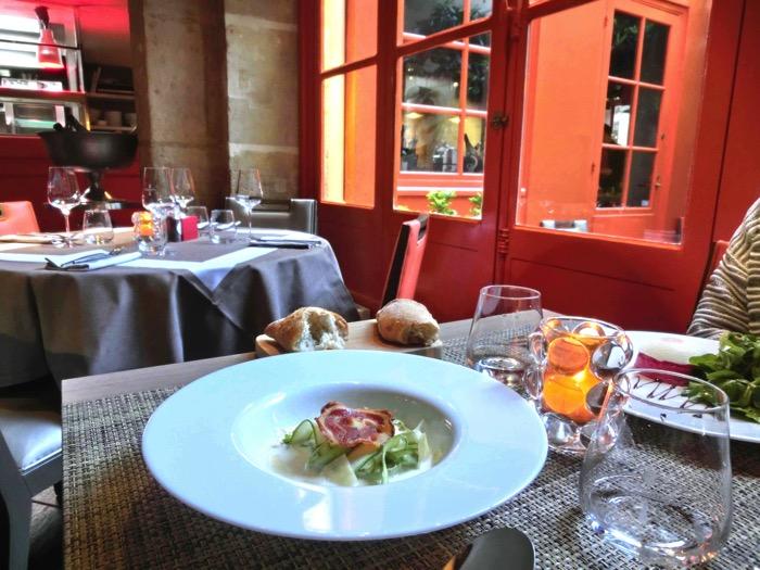 パリ レストラン