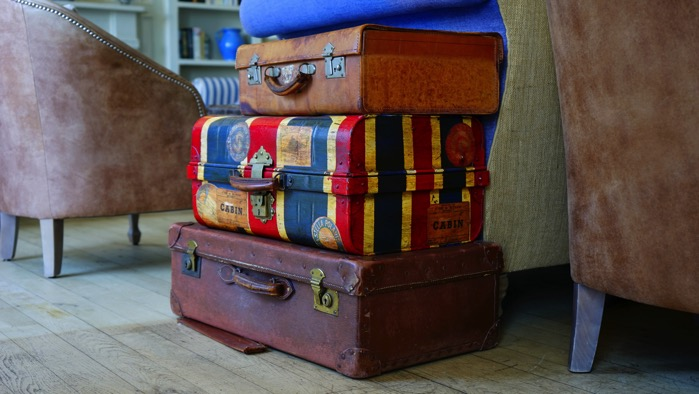 スーツケース 重量制限
