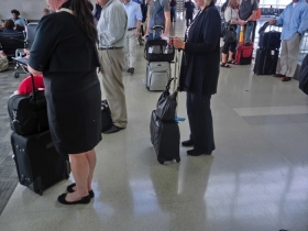アメリカ空港